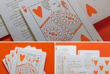 Letterpress Wedding Weddinginvitation