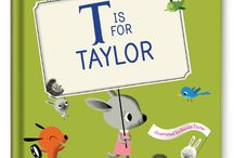 M is for Me! Personalized Book / M Is for Me is a personalized alphabet book made just for your child! This colorful personalized book for kids not only includes delightful and unique illustrations, but also a special quality for each letter of the alphabet. / by I See Me! Personalized Children's Books