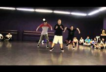 Awesome Dances / by Tia Patron