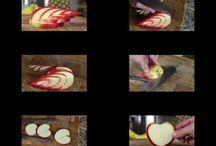 Come intagliare la frutta