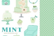 digital clip art / by gracie girl notes