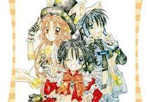 Fullmoon wo Sagashite / Arina Tanemura's Fullmoon wo Sagashite