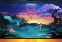 GUI mobile games