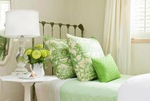 GUEST BEDROOMS! / by Kelly Vaught