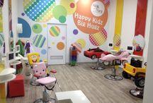 Kids Saloon