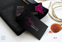 Business Cards / // Graphic Designs // Branding // Creative Business Card Designs