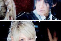 noctis & Luna