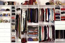 организация шкафов
