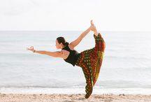 My YOGA / Dancer Yoga Pose - Oh Good Life