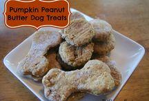 Homemade Pet Treats / by Kendra Engle