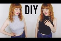 clothing tutorials!