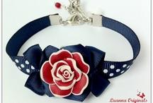 Pulseras//Bracelets Luanna Originals