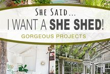 Craft Room/She Shed