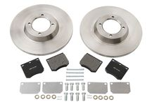 British - Brakes / Brake Restoration Parts and Accessories for your beloved classic British sports car.