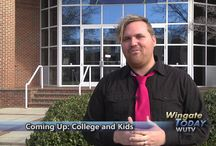 Wingate University News / by Wingate University