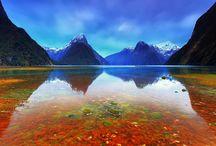 Neuseeland - Route & To Dos