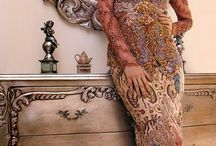 Batik and Kebaya / my reference for Batik and Kebaya, the Indonesian Heritage