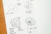 Blomskisser