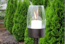 Garden Lighting DIY