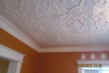 See the Detail in this Tin Ceiling / Unique Tin Ceilings - CAM Real Estate Development LLC - General Contractors - Residential and Commercial remodeling, home improvements and renovations.