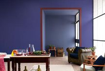 Colour My World / Inspiring colour ideas and trends for your home
