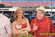 Carl Hogan Automotive News