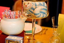 Чаепитие с Алисой