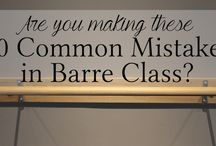 Pure Barre / All things pure barre.