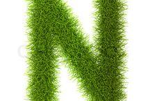 græsbogstaver