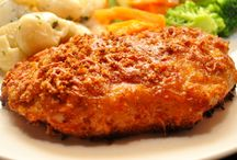 Supper: Pork Chops