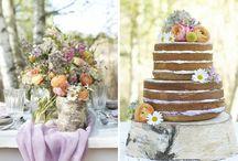 Hochzeit / Hochzeitstorte