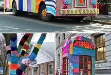 Yarn Bombing...cool