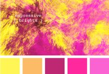 multi...color palette... / color combinations and inspiration boards / by Debbie Young