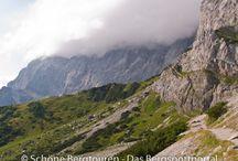 Dachsteingebirge (Österreich) / by Schöne Bergtouren - Das Bergsportportal