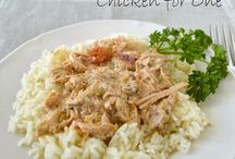 Slow cooker recipes / Anything that can be made in a crockpot or slow cooker!  Slow cooker recipes for busy schedules.