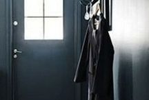 Garderoben / Die Garderoben sind oft das Erste, was man beim Betreten einer Wohnung oder eines Hauses sieht. Deshalb sollten Garderoben unserer Meinung nach unbedingt toll aussehen! Hier sammeln wir unsere Favoriten.