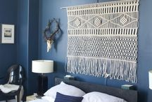 Home: Wall Hangings / I love wall hangings and love to macrame so I've gathered all the best inspiration here!