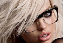 Tom Ford Eyewear / The Tom Ford line of eyewear is fabulously designed with luxury in mind. The designs are timeless, sophisticated and are worn by many celebrities.
