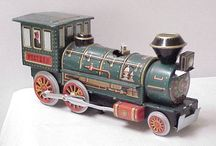 Toys - vintage / by Joyce Wyers