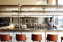 coffe bar interior