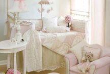 baby room / baby room decorating ideas