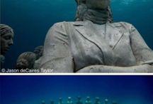 Under water sanctuary