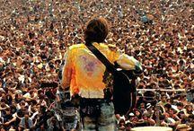 Woodstock 1969 / Woodstock  / by Susan Kraner