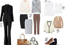 Career Fair and Interview Attire Examples / How to dress for interviews and career fairs and make a positive and professional impression!