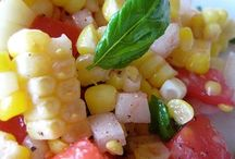 Salads / by Gail Wiegand