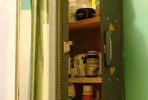 Valise armoire