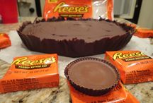 reese cup / by Debbie Smith