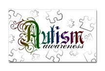 ^autism ^awareness^ / by Lynda YoungBird