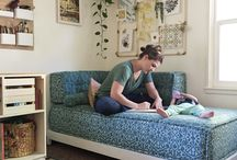 Daybed ideas/Tiny houses
