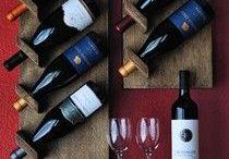 Víno - stena